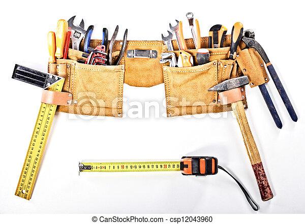 tools belt - csp12043960