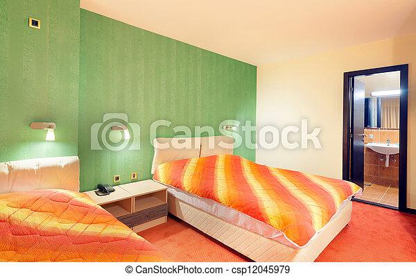Hotel apartment  - csp12045979