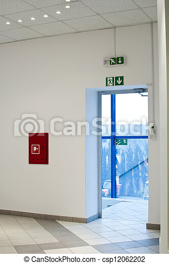 emergency exit - csp12062202