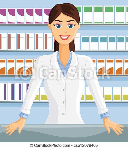 Clip Art Pharmacist Clipart pharmacist illustrations and stock art 6227 pharmacist