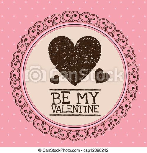 valentines day - csp12098242