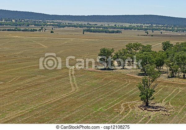 agriculture - csp12108275