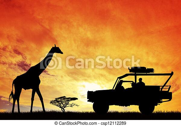 Jeep safari Illustrations and Clipart. 315 Jeep safari royalty ...
