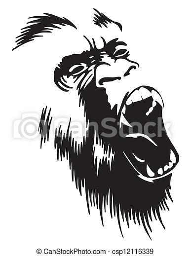 Vectors Of Roaring Gorilla A Vectorized Keep Away