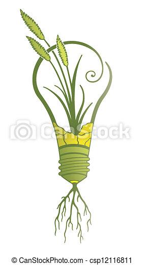 Ecology Green Energy - csp12116811