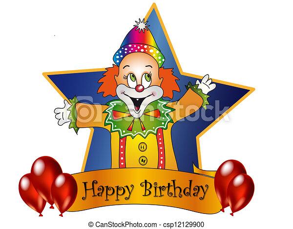 happy birthday - csp12129900