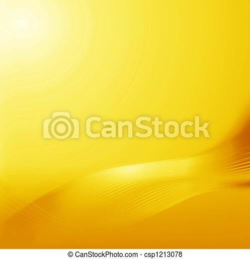 Desert Sand Background - csp1213078