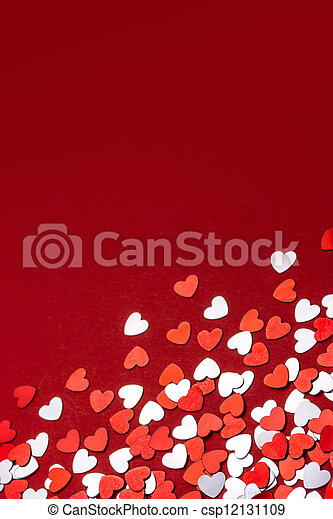 Valentine's day background - csp12131109