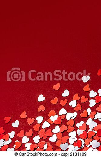 Valentine's day background - csp12131109