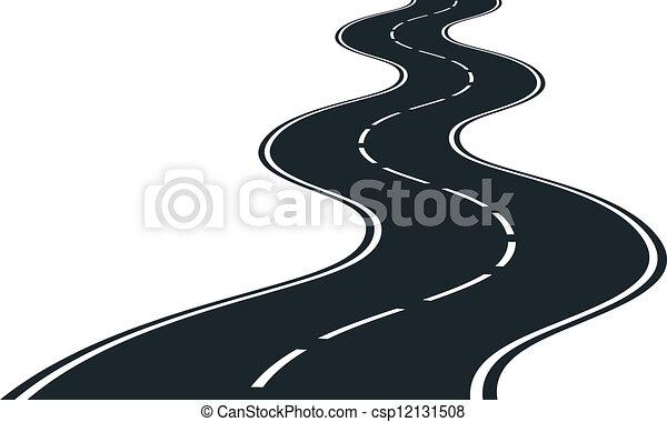 Dibujos de caminos y carreteras para colorear - Imagui