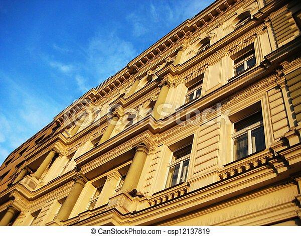 historic building - csp12137819