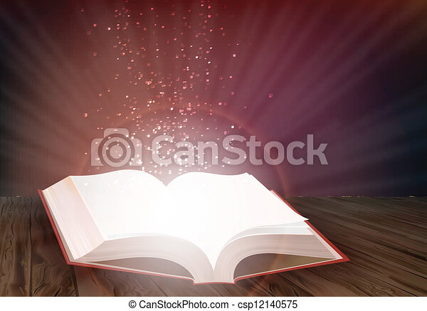open book - csp12140575