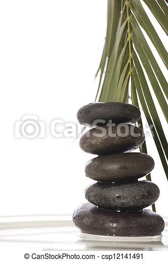 石, 禅 - csp12141491