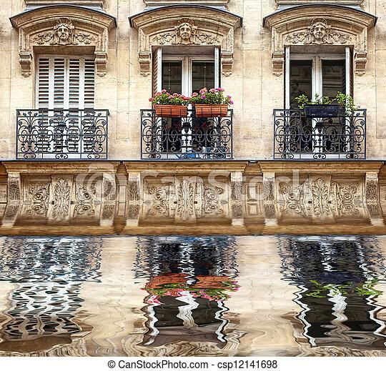 vacker, arkitektur - csp12141698