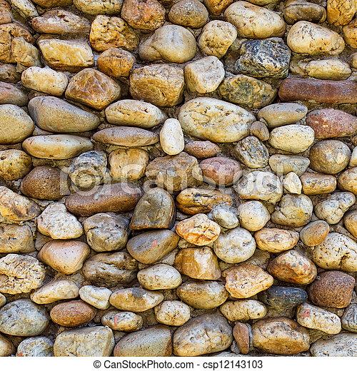 photographies de mur cailloux fond fait closeup mur cailloux csp12143103 recherchez des. Black Bedroom Furniture Sets. Home Design Ideas