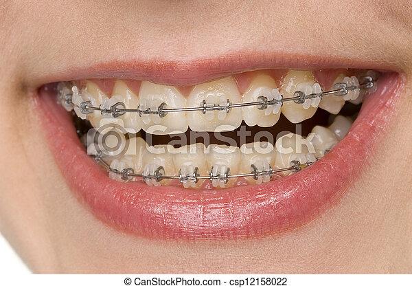 oral hygiene - csp12158022