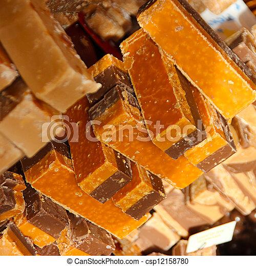 how to make fudge piles