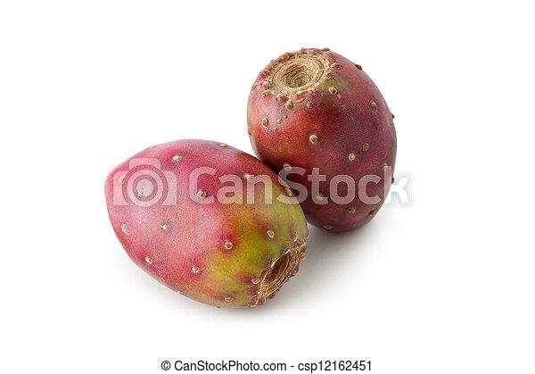 Prickly Pear Fruit - csp12162451