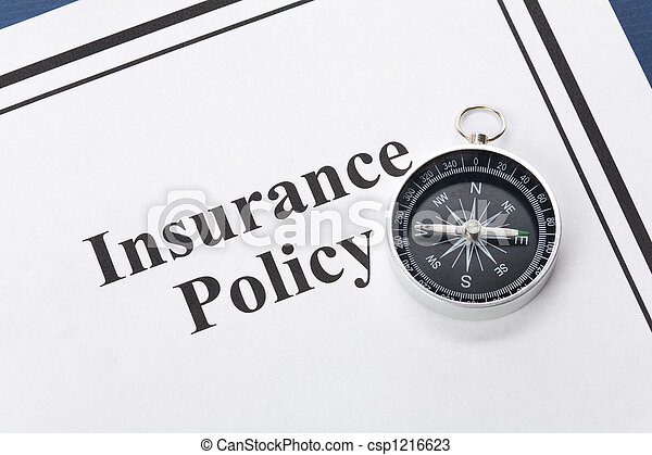 Insurance Policy - csp1216623