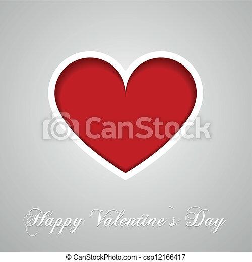 valentine's day - csp12166417