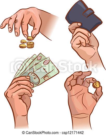 dinero italiano trabajo de mano en Alicante