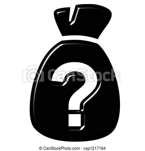 Mystery Sack - csp1217164