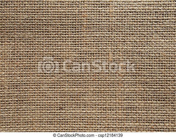 natural burlap background