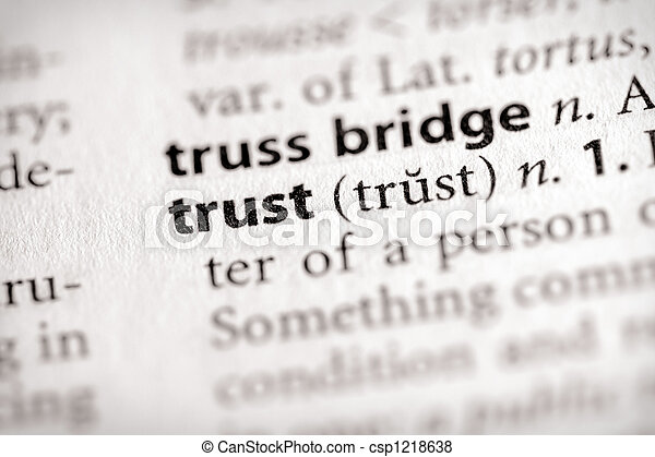 Trust - csp1218638