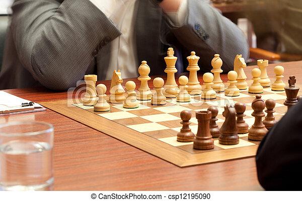 schach anfang