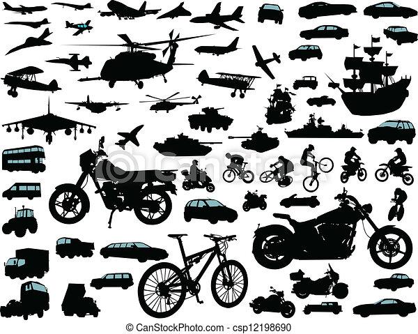 Transportation  - csp12198690