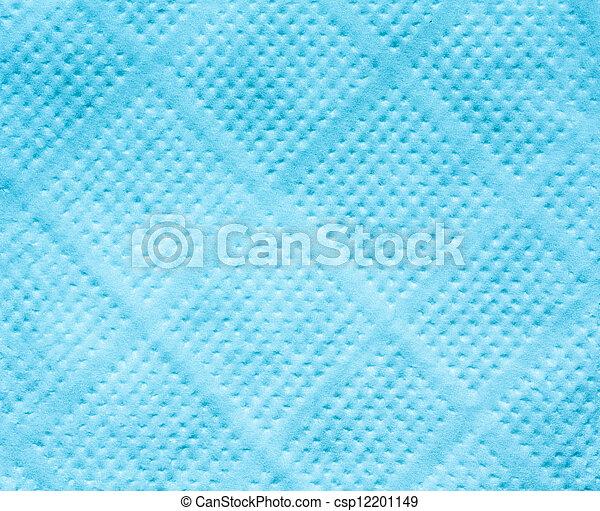 Blue Tissue Paper Texture Blue Tissue Paper Napkin