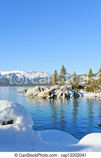 Lake Tahoe - csp12202041