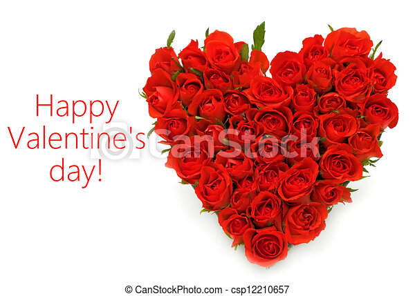 Happy Valentine's day - csp12210657