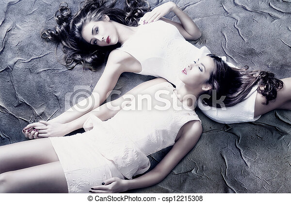 fantasy beauty - csp12215308