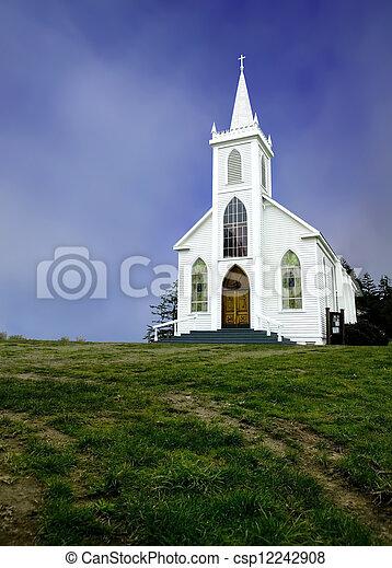 Old Historic Church - csp12242908