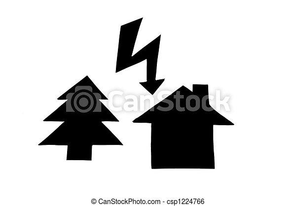 Lightning - csp1224766