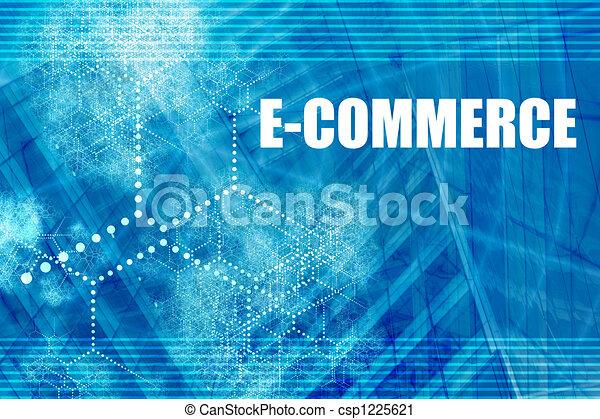 Electronic Commerce - csp1225621