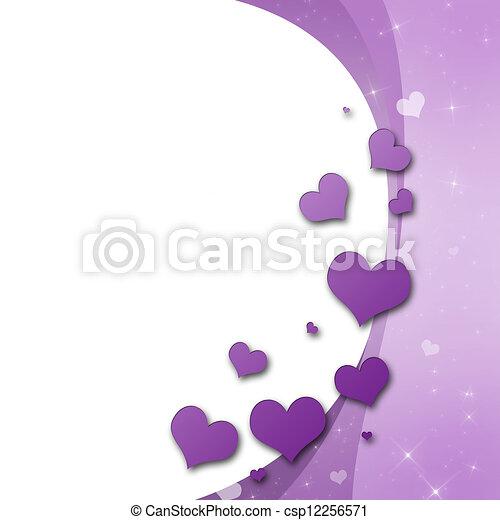 Valentines Day Card - csp12256571