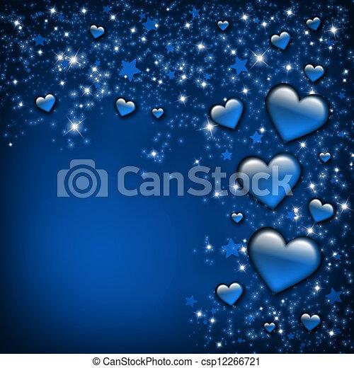 Valentines Day Card - csp12266721