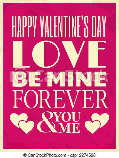 Valentine's Day Card - csp12274528