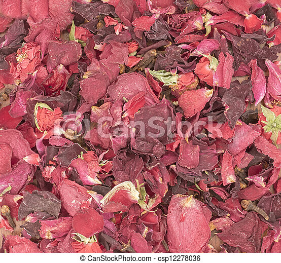 stock photos of dried rose petal pot pourri csp12278036 search stock images photographs. Black Bedroom Furniture Sets. Home Design Ideas