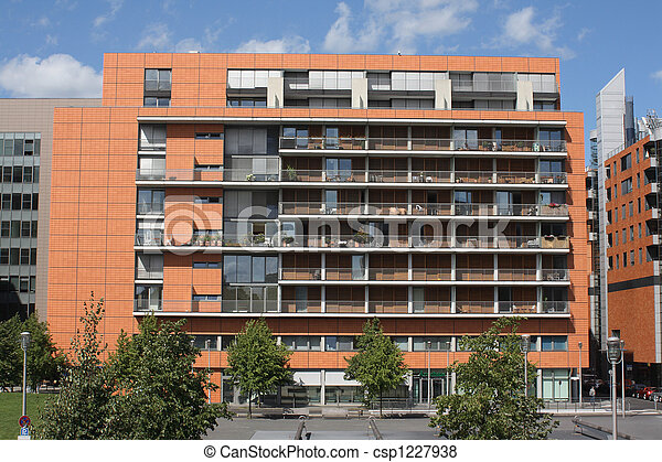 Residential building - csp1227938