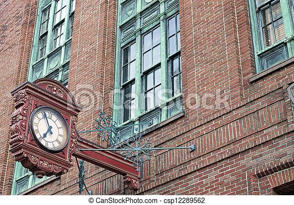 Historic architecture of Trenton - csp12289562