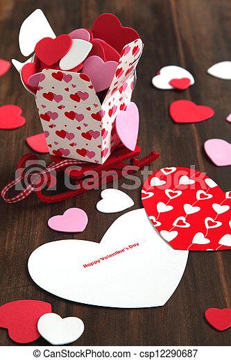 valentines, Dia - csp12290687