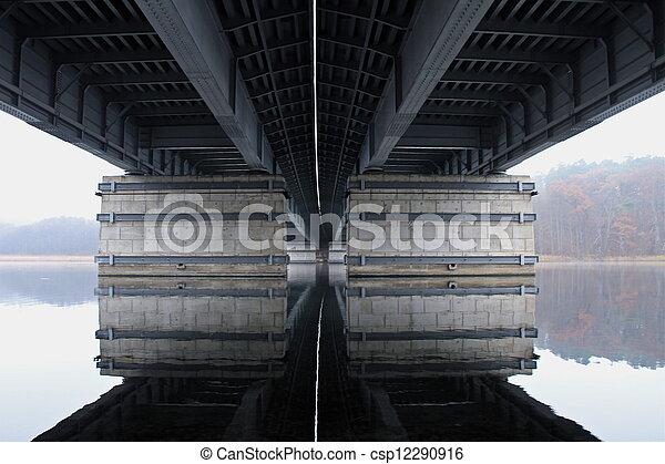 lake bank - csp12290916