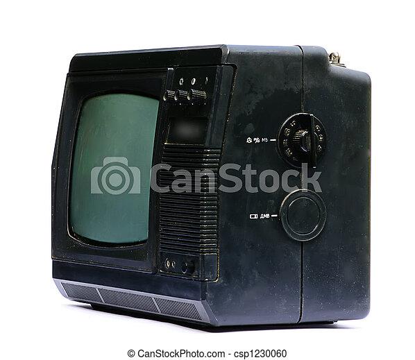 television (set), TV set - csp1230060