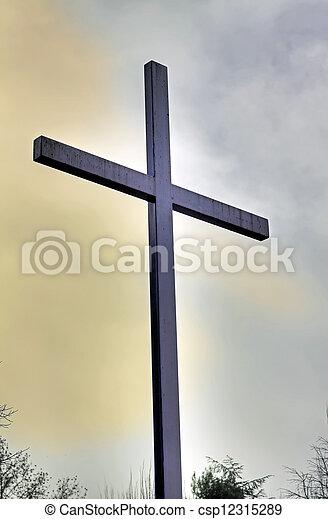 Christian religion - csp12315289