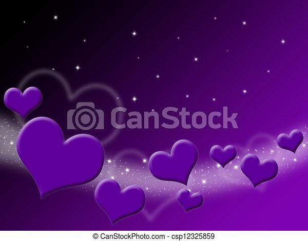Valentines Day Card - csp12325859