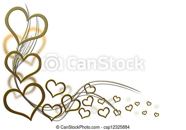 Valentines Day Card - csp12325884