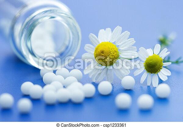 Homeopathic medication - csp1233361